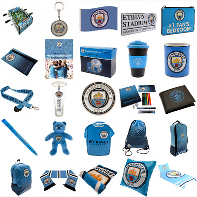 Manchester City F.C. Official Merchandise Christmas Birthday xmas Gift
