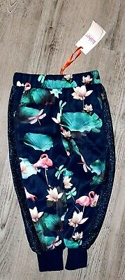 Bnwt ted Baker girls harem style trousers age 4
