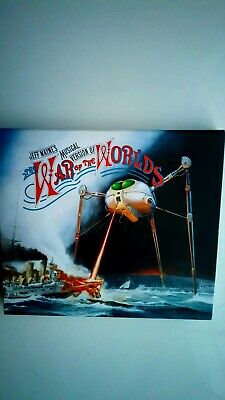Jeff Wayne's Musical Version Of The War Of The Worlds 2X Cd Album 2009