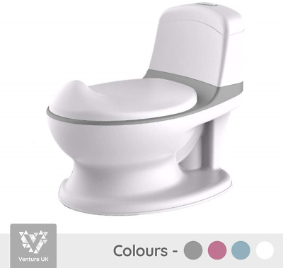 Pote Plus - My First WC Potty Pote Plus Grey