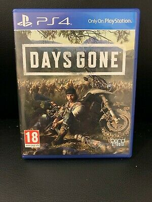 DAYS GONE Sony PlayStation PS4 Game