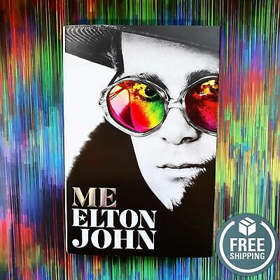 Me: Elton John Official Autobiography Hardcover 2019 FREE DELIVERY
