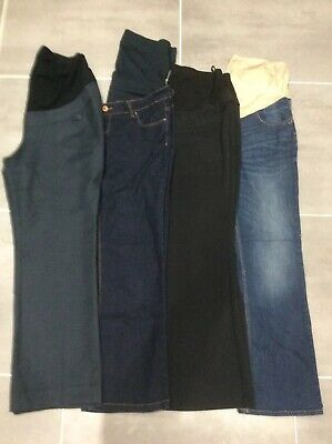 Maternity Trouser Bundle Size 12, Next, Blooming Marvelous And More!