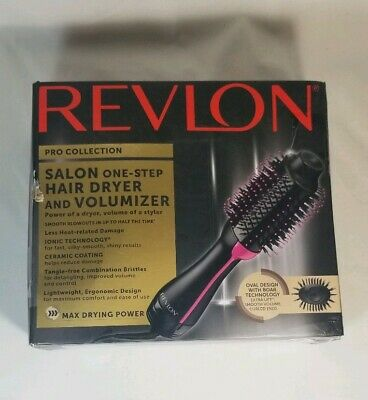Revlon Pro Collection Salon One-Step Hair Dryer and Volumizer RVDR5222
