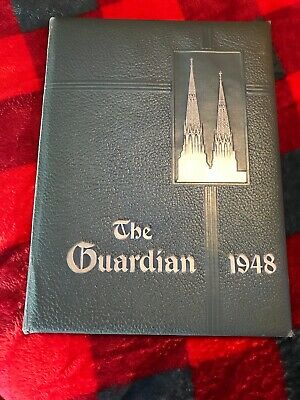 Cathedral High School 1948 Yearbook, Denver, CO