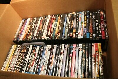 You Pick 20 from Lot of ~80 DVD BLURAY Movie Titles
