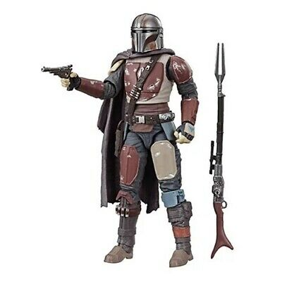 Star Wars The Black Series The Mandalorian 6-inch Action Figure PREORDER MARCH