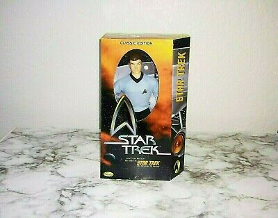 "Star Trek TOS Playmates 12"" Doctor McCoy Action Figure 1999"