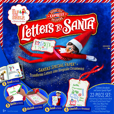 Elf on the Shelf Pets-Letters to Santa