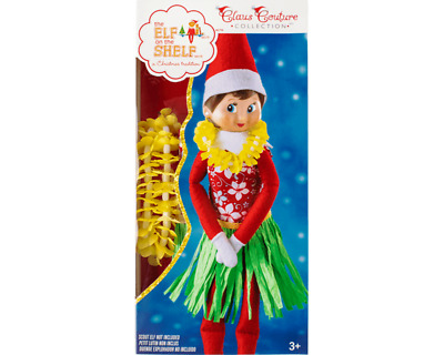 Elf on The Shelf Claus Couture Collection - Holiday Hula Wear