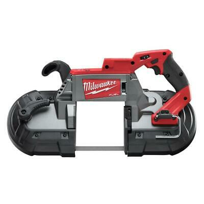 Band Saw 18-Volt Lithium-Ion Deep Cut Tool Only Brushless Cordless LED Light
