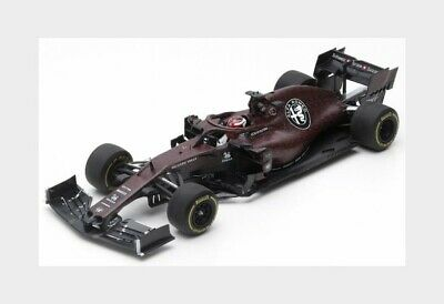 Sauber F1 C38 Team Alfa Romeo #99 Test Car 2019 Raikkonen SPARK 1:18 18S458 Mode