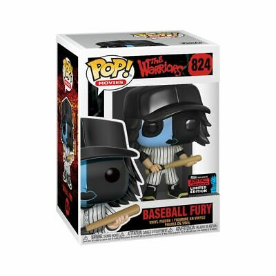 Baseball Fury Blue NYCC 2019 Funko POP The Warriors