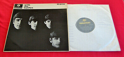 The Beatles - With The Beatles - Original 1963 Uk Pressing - Stunning Ex+!!!
