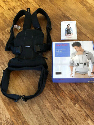 Baby Bjorn Baby Carrier One Air - Excellent Condition with original box