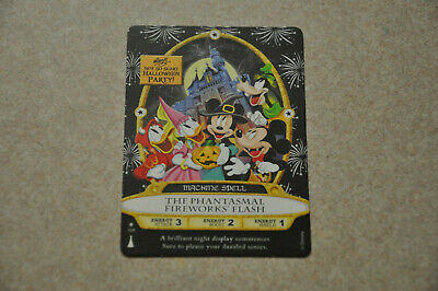 Sorcerers Of The Magic Kingdom Disney Parks 2019 Halloween Party Card
