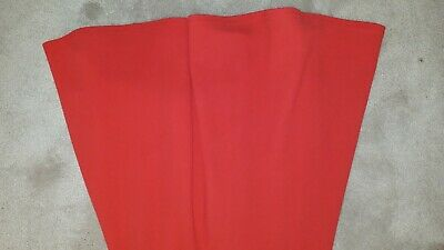 Girs New Look 915 Red Dress Size Age 14 To 15 164-170Cm