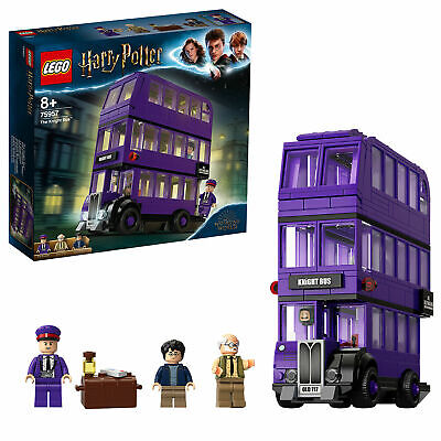 Lego Harry Potter The Knight Bus (75957) brand new sealed lot 2