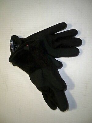 Manzella Women's Black Tahoe Ultra Touchtip Gloves Size Small NWOT