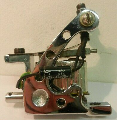 vintage tattoo machine MITCHELL BROTHERS british history RARE george mitchell
