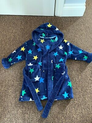 Next Boys Dressing Gown 2-3 Years