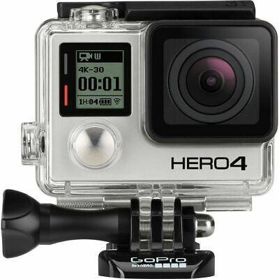 GoPro HERO4 Black Edition Camera HD Camcorder - CHDHX401