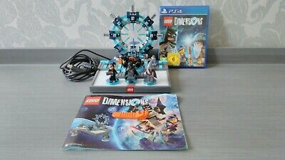Lego Dimensions PS4 Starter Pack Complete