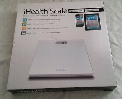 iHealth Scale CE0197 New