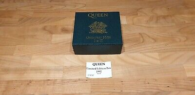 Queen - Greatest Hits I & Ii Limited Edition Numbered Box Set