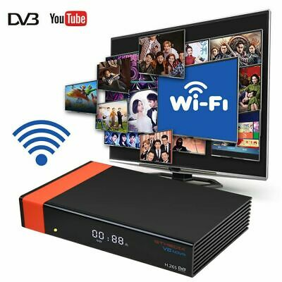 GTMEDIA V8 NOVA H.265 DVB-S2 TV Satellite Receiver Built-in WiFi Full HD 1080P