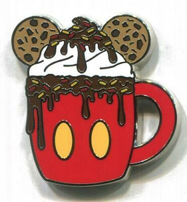 MICKEY MOUSE - 2019 Happy Holiday Hot Cocoa Mystery Collection Disney Pin