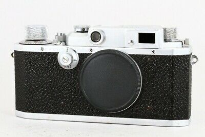 Canon IIb Rangefinder camera Exc From Japan#4107
