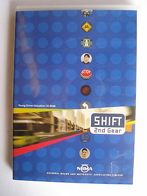 + YOUNG DRIVER EDUCATION - SHIFT 2nd Gear (PC CD-ROM) AUSSIE SELLER