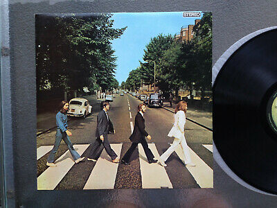 Beatles - Abbey Road Lp - Original 1969 Australian Vinyl Issue, Nm/Ex+