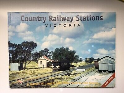 VR Victorian Railways Country Railway Stations Victoria Part 4 1950-2000