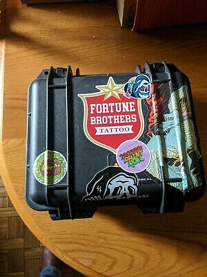 Pelican tattoo Machine Travel Case