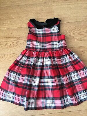 Mothercare Girls Special Occasion Party Dress, Christmas Dress 4-5 Age Years