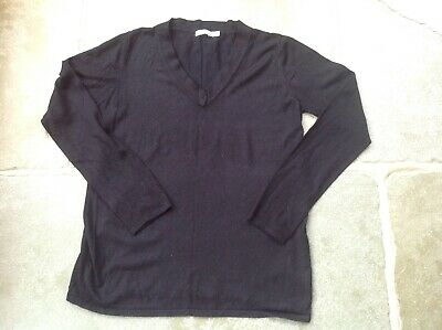 Bloomin Marvellous Black Maternity Knit Sweater Size Small