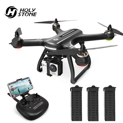 Holy Stone HS700 Brushless RC Drone with 1080p 5G WiFi Camera FPV GPS Quadcopter
