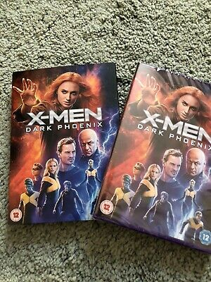 X-Men Dark Phoenix  (2019) DVD