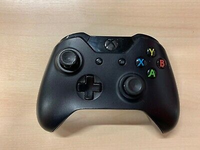 Microsoft Xbox One | XB1 Official Black Wireless Controller *Faulty*