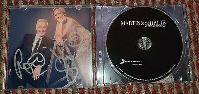 Martin & Shirlie In The Swing Of It - Officially Signed - Genuine - Brand New