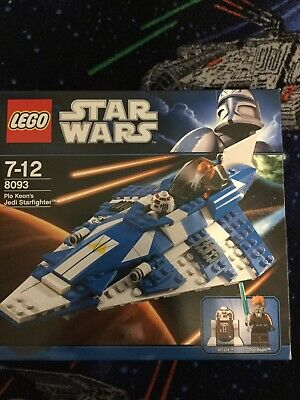 LEGO Star Wars Plo Koon's Starfighter (8093)