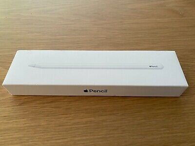 Apple Pencil 2nd Generation for iPad Pro - White