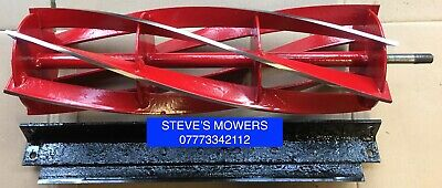 Lawnmower Cylinders and Bottom Blade Professionally Sharpened ALL MAKES ALL SIZE