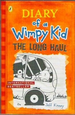 DIARY OF A WIMPY KID THE LONG HAUL Jeff Kinney New paperback Childs Collectable