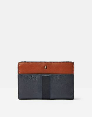 Joules Womens Wyton Carriage Foldover Purse - FRENCH NAVY in One Size