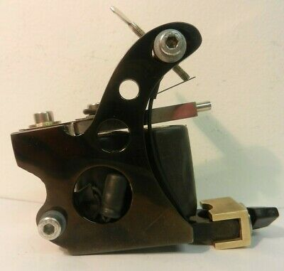 British intraderm iron rhino tattoo machine professional