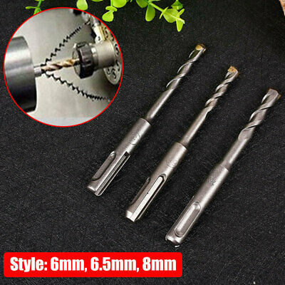 Silver Impact Drill Hole Opener Electrical Accessories Durable Hole Drill Bit