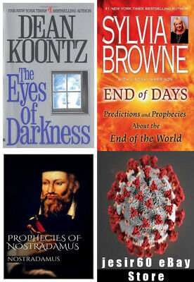 THE EYES OF DARKNESS Dean Koontz - END OF DAYS - NOSTRADAMUS 3 [EDeliverybooks]